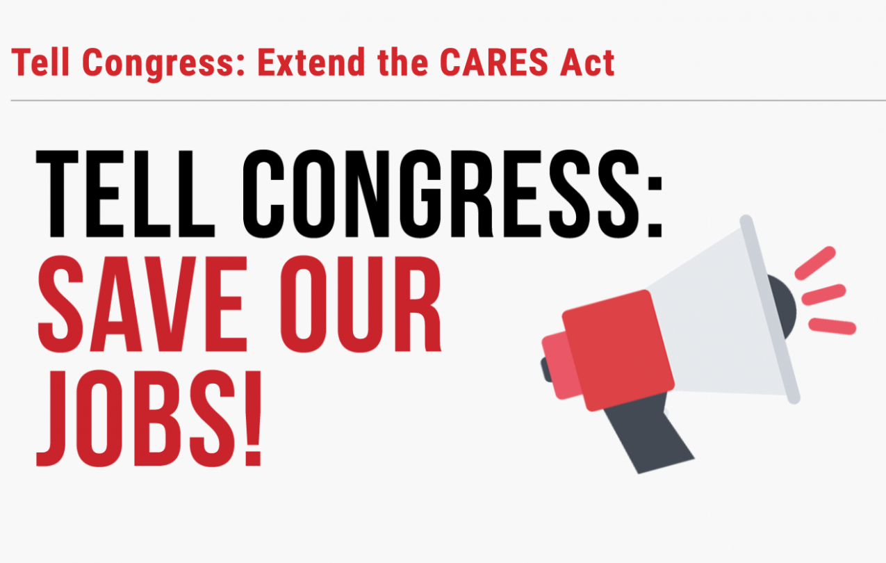 CARES Act-Tell Congress