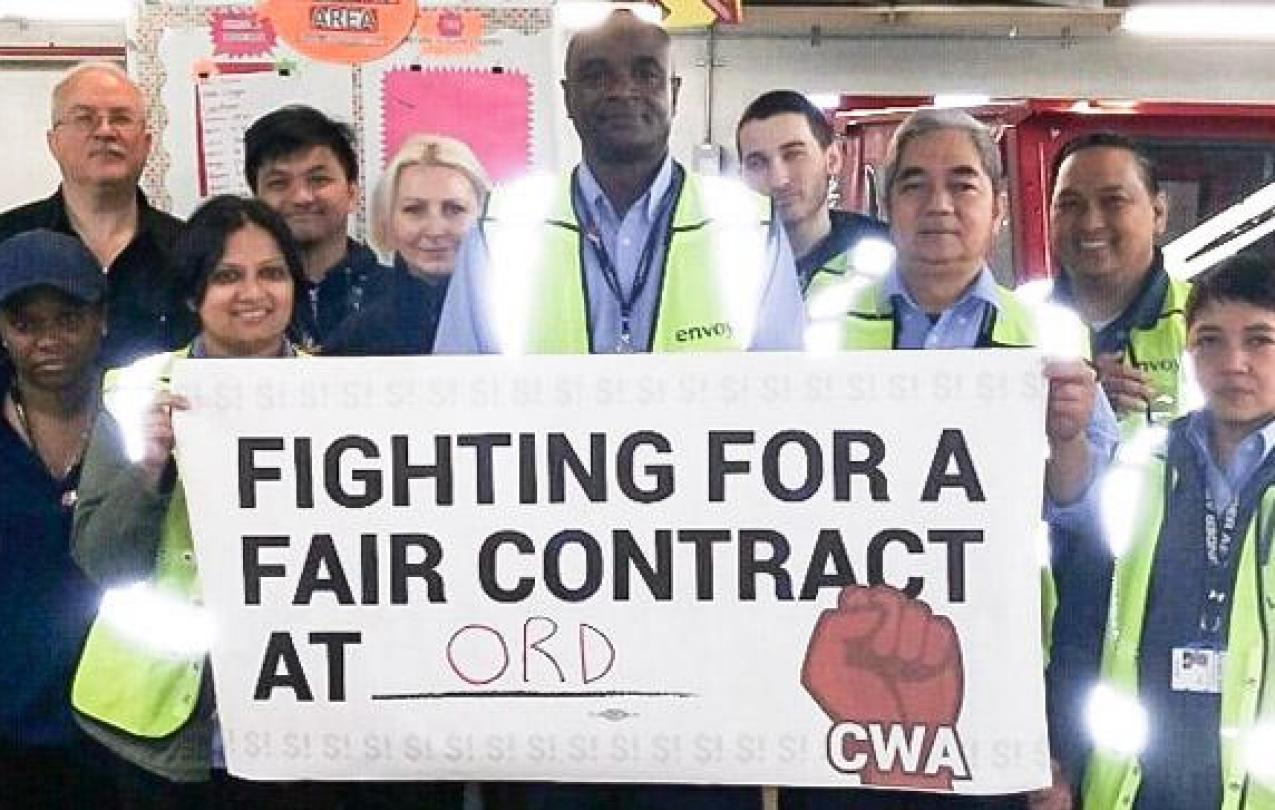 Fighting for a Fair Contract