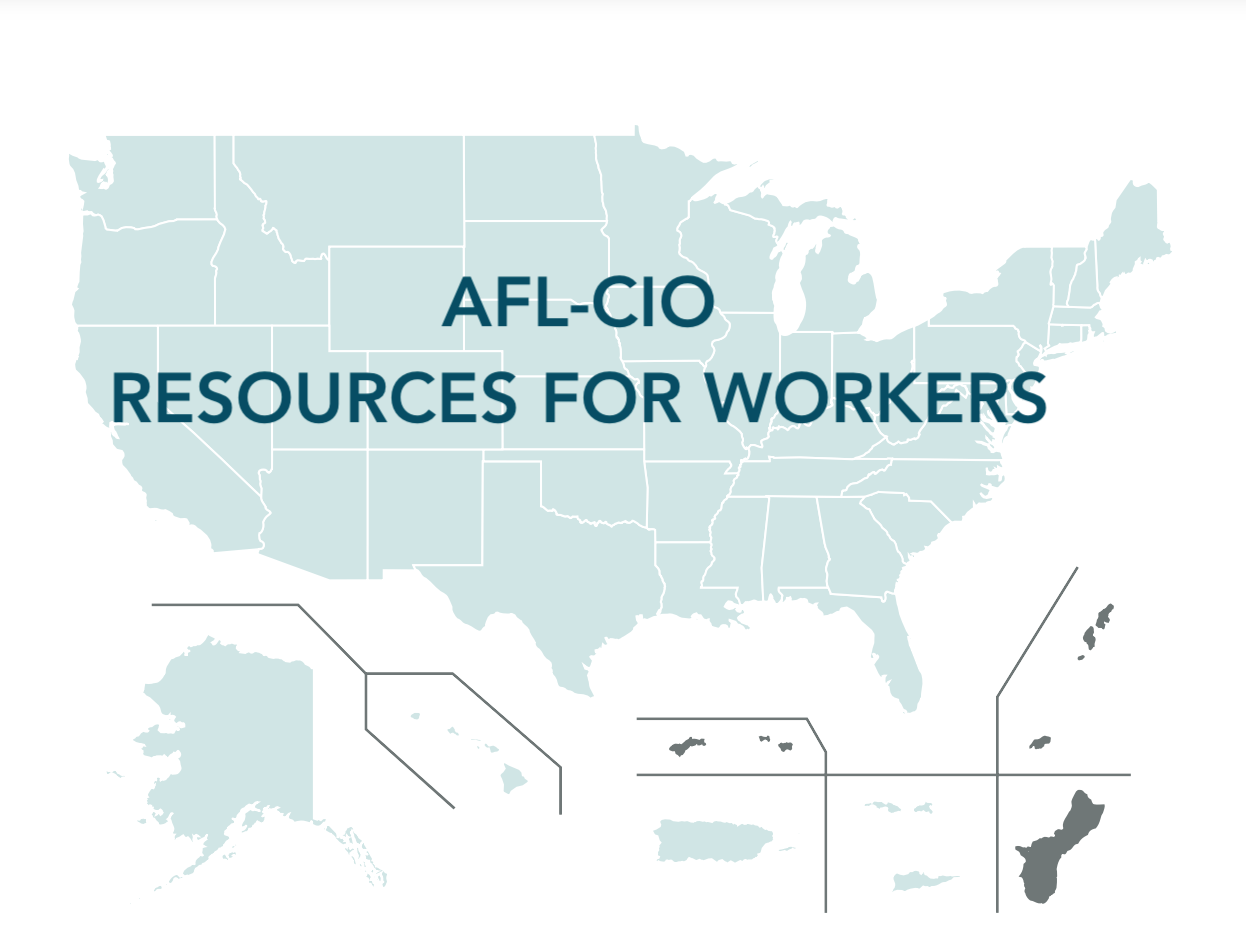 AFL-CIO Resources for Workers-COVID-19