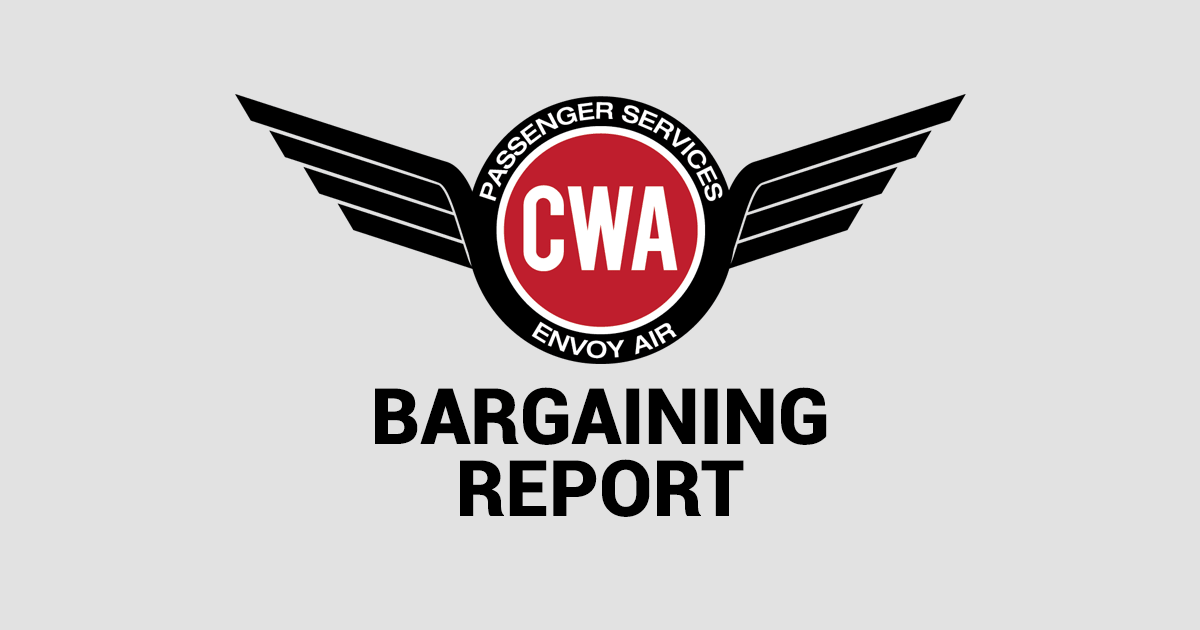 Bargaining Report